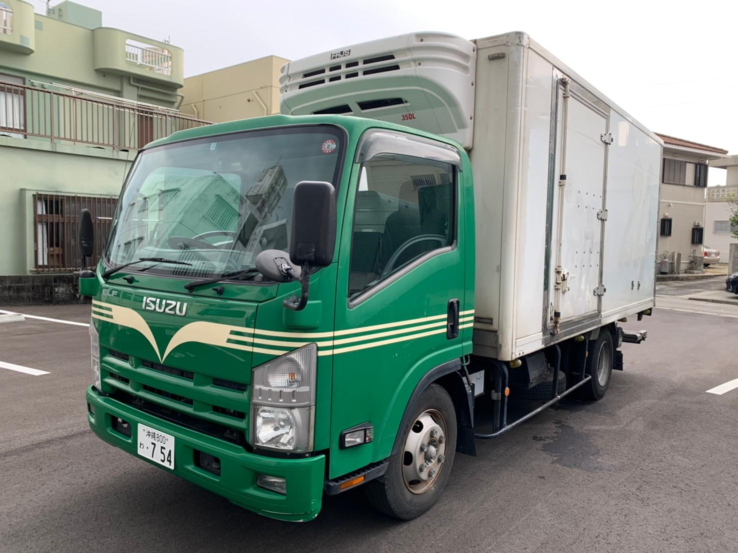 中型免許で運転できるトラック